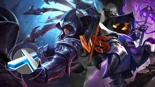 PENTAKILL! Talon (30/1/8) vs Veigar :: Season 6 League of Legends 1080p 60FPS german