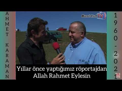 Ahmet Karaman Kimdir? Türk Havayolları Teknik A.Ş. Genel Müdürü Ahmet Karaman Vefat Etti {1960-2021}
