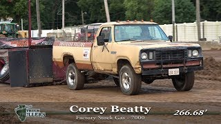 Central Illinois Truck Pullers - 2019 Clinton County Fair - Carlyle, IL Truck Pulls