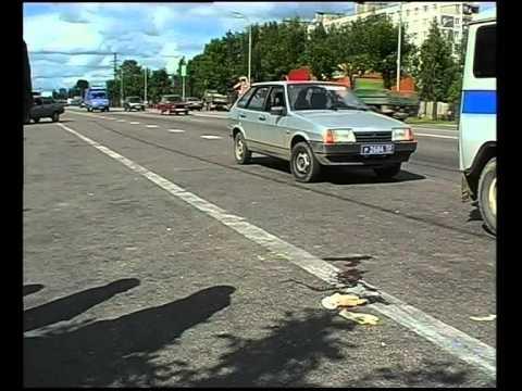Нападение на салон сотовой связи.08.2004