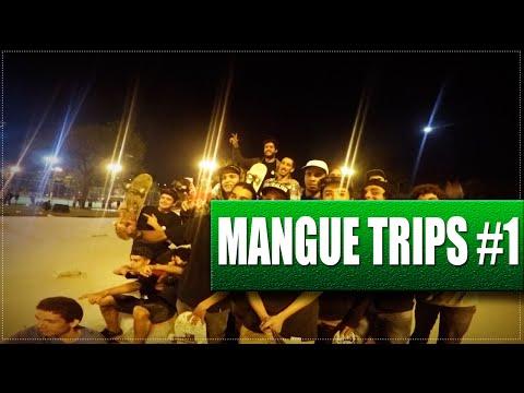MANGUE TRIPS #1 - VOLTA REDONDA #GOSKATEBOARDINGDAY