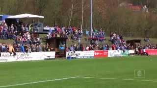 1.FC Bad Kötzting - DjK Vilzing (Bayernliga Süd, 31. Spieltag)