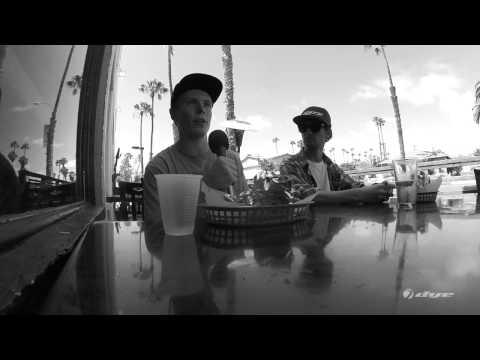 DYE Lunch Break ft. Brandon Cornell and Chris Catt of the LA Ironmen