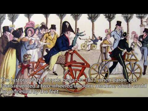 Learn the English Vocabulary for the Bicycle 1 thumbnail