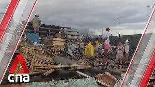 Typhoon Kammuri Batters The Philippines