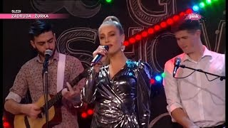 Kristina Bralo & Donni Vasco - Pronto (Acoustic) (Ami G Show S12) (Live) (Uživo)