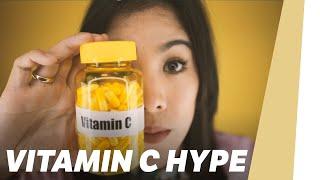 Vitamin C & Erkältung - DEBUNKED
