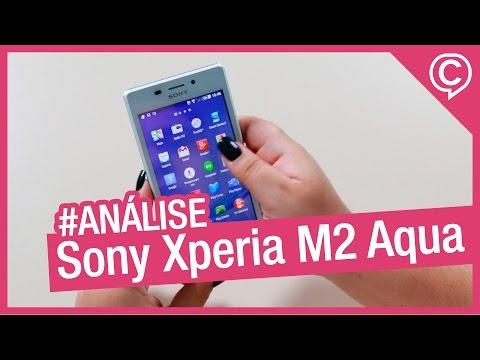 Sony Xperia M2 Aqua [Análise] - Cissa Magazine