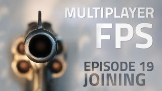 Making a Multiplayer FPS in Unity (E19. Joining 1/2) - uNet Tutorial