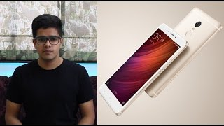 Redmi Note 4 in India - Launch Date, Specifications, Price