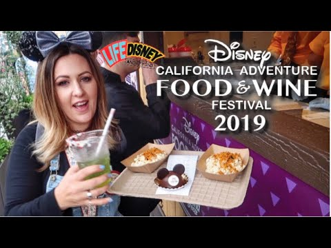 DCA 2019 Food and Wine Festival Begins! Sip & Savor Pass, Food Review & AP Corner