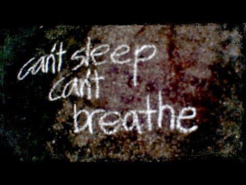 Can't Sleep, Can't Breathe - Digital Daggers [Official Lyric Video]