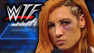 WWE SmackDown Live WTF Moments (13 November) | Heel Daniel Bryan Wins AJ Styles' WWE Championship