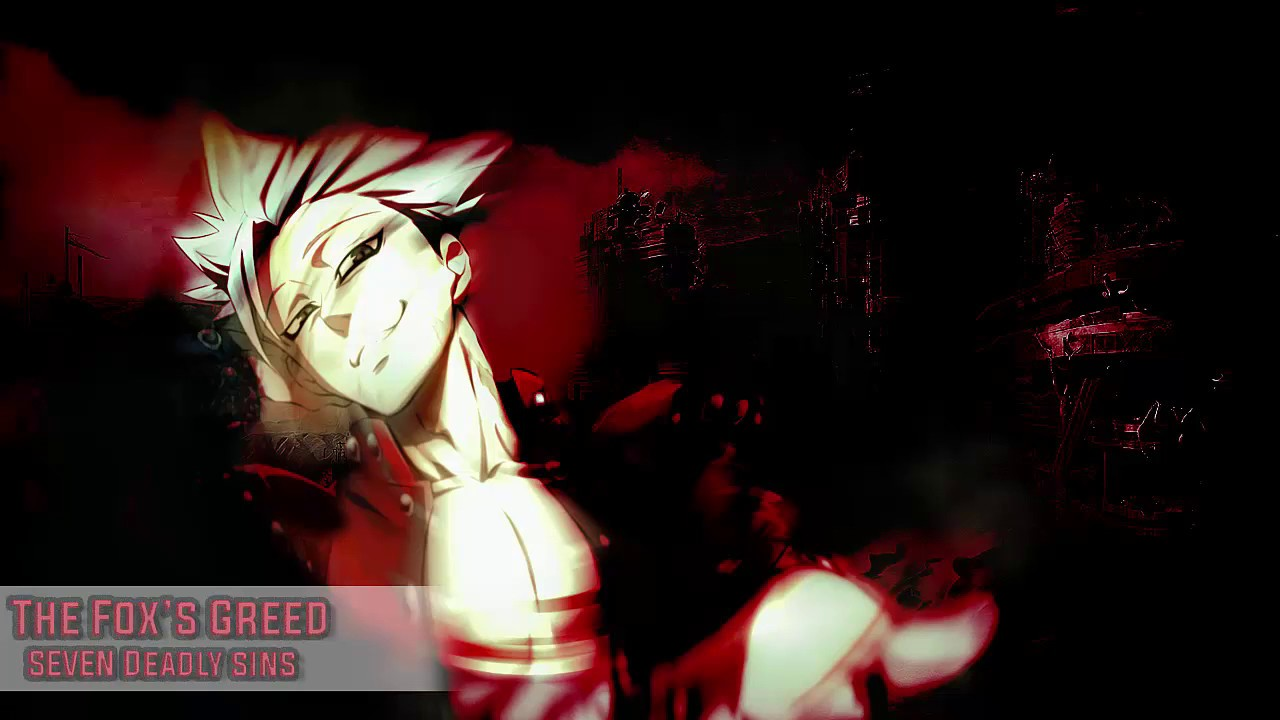 Seven deadly sins ban wallpaper 1080p speedart youtube - Ban seven deadly sins wallpaper ...
