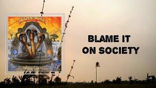 Tash Sultana - Blame It On Society (Lyrics) 🎵