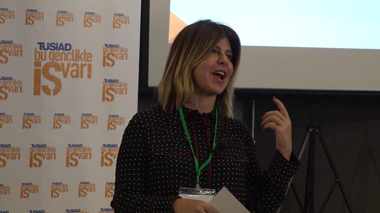 Gamze Cizreli | Girişimci Sohbeti (Bu Gençlikte İŞ Var! 2018 Eğitim Kampı)