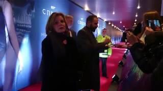 Рэйф Файнс на премьере фильма 007: Спектр в Москве