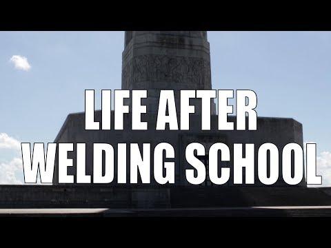 Life After Welding School - Bryan Rodriguez