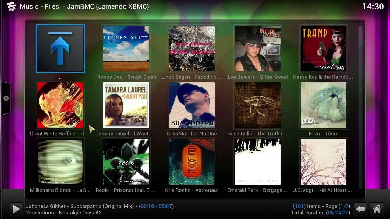 RELEASE] JamBMC (Jamendo App Contest Music Plugin) - Free Music