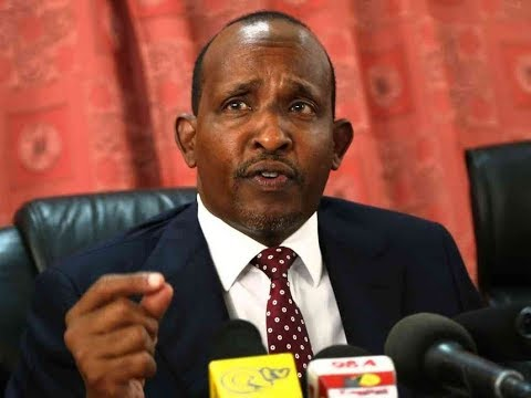 Majority leader Aden Duale's statement following the ousting of Jubilee MPs from House Committees