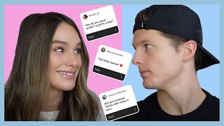 PREGNANCY Q&A! Baby Names? Gender? Our Future? | The Herbert's
