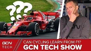 What Can Pro Cycling Learn From Formula One? | GCN Tech Show Ep. 43