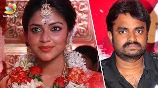 രണ്ടാം വിവാഹത്തിനൊരുങ്ങി അമല   Amala Pauls second marriage, started taking the rounds   A.L Vijay