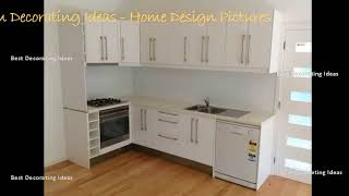 Granny Flat Kitchen Designs | Interior Styles & Picture Guides To Create & Maintain Beautiful
