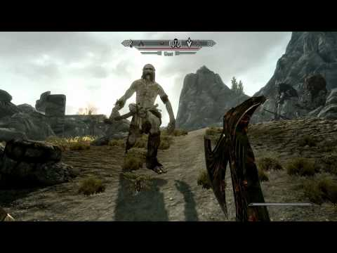Skyrim: Melee Giant Killing