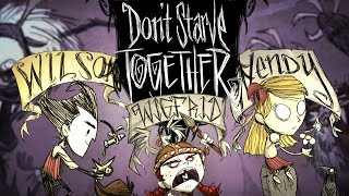 JENOT NAM NIE STRASZNY Don't Starve Together #11 w/ Undecided Tomek90
