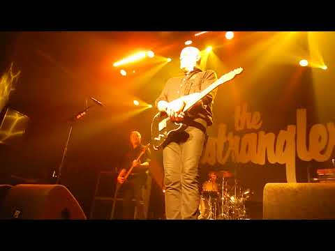 The Stranglers live Amsterdam Melkweg 05-12-2019 Golden Brown
