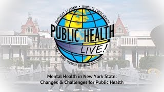 Mental Health New York State Changes Challenges Public Health