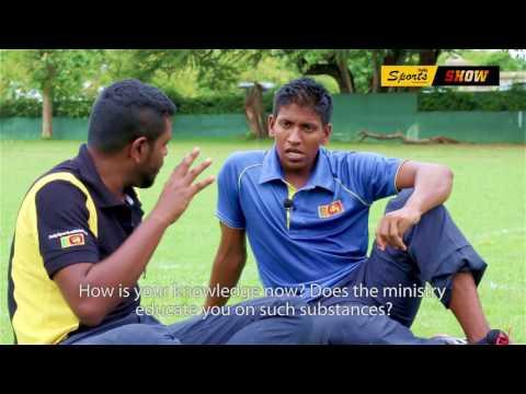 Meet South Asia's Fastest sprinter Himasha Eshan