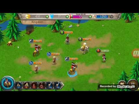 Kingdoms And Lords-Attack The Lady Of The Coast-(Stage 2)-(Level 1)