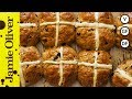 Homemade Hot Cross Buns | Four Spoons Bakery
