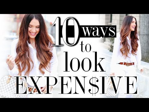 Download 10 Ways To Look EXPENSIVE & CHIC *Rich Even If You're NOT* Mp4 baru