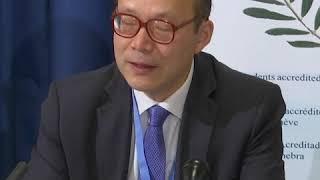 中国表示与台湾在抗议疫情方面协作顺利