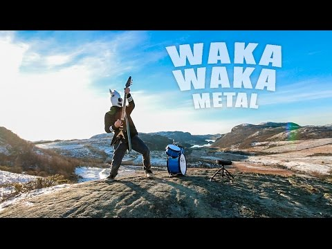 Waka Waka metal   Leo Moracchioli