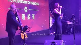 2016 Western Live Jazz Band Performance - Birkun Productions Corporate Entertainment Hire