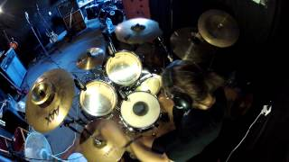 PanterA-Slaughtered (drum cover by Sergey Egorov)