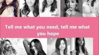Download lagu Girl's Generation/ SNSD genie japanese version lyrics