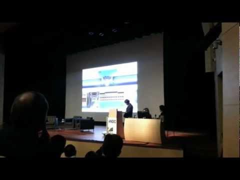 Tadao Ando Lecture in Singapore