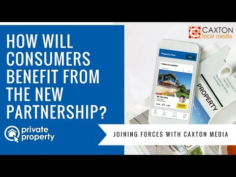 How will consumers benefit from Private Property's new Partnership?