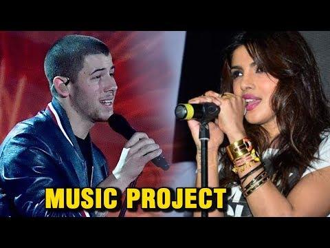 Priyanka Chopra And Nick Jonas Come Together For A Music Video
