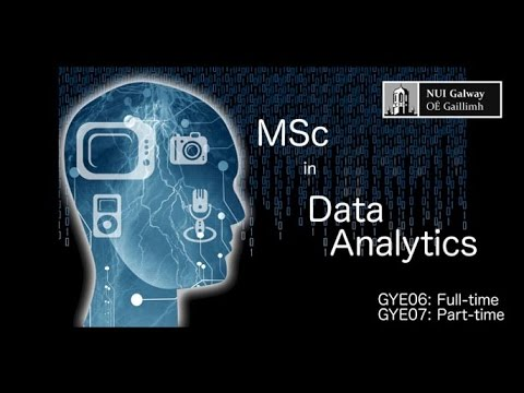 NUI Galway- MSc CS( Data Analytics) Google Hangout Session