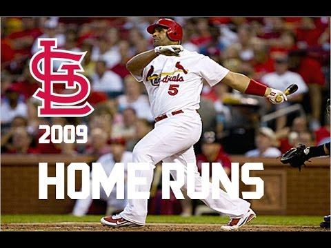 Albert Pujols | 2009 Home Runs