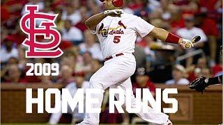 <b>Albert Pujols</b> | 2009 Home Runs