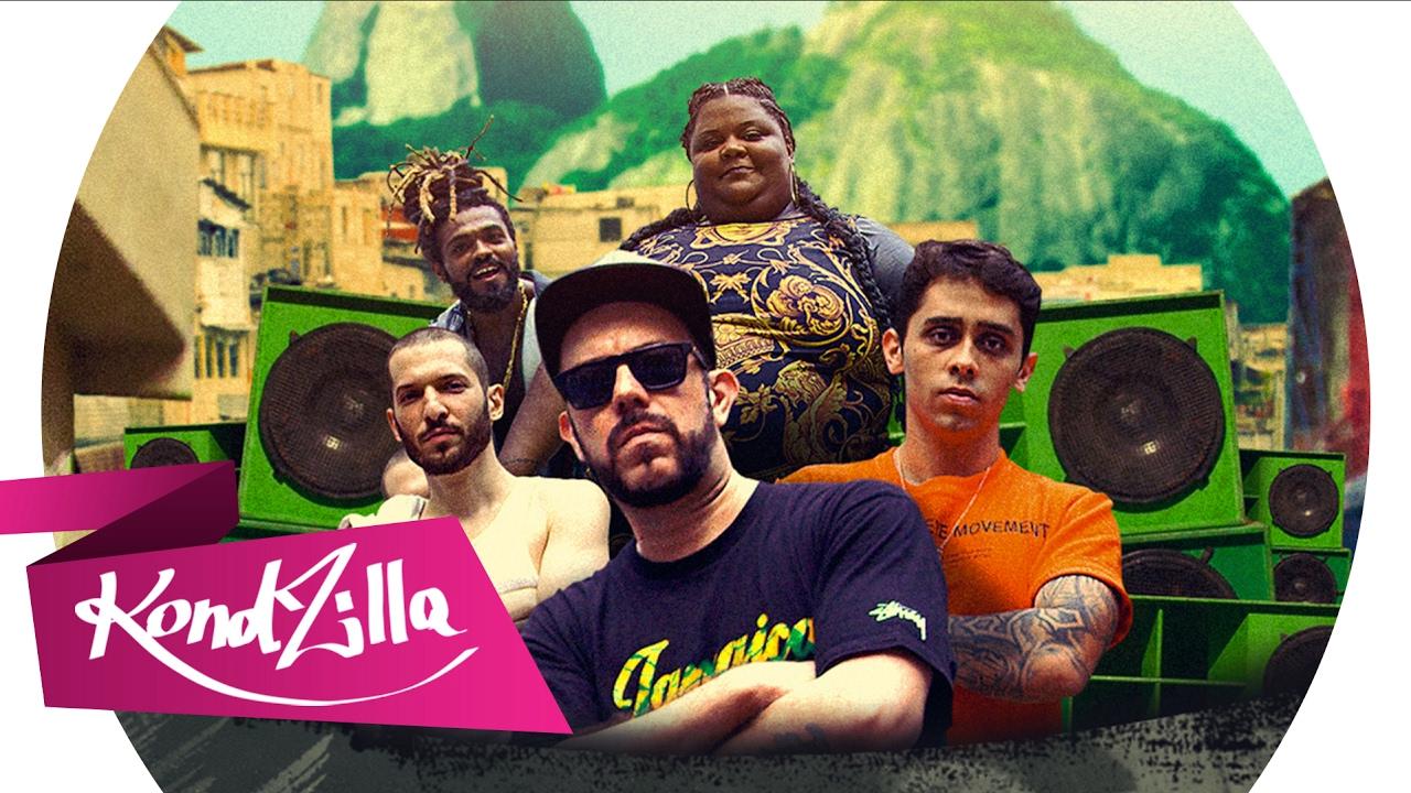 Tropkillaz  / Heavy Baile feat. MC Carol — Toca na Pista (KondZilla)