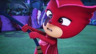 パジャマスク PJ MASKS | ★ 45 アウレットと つきのはな , 46 のんびりゲッコー |  子供向けアニメ