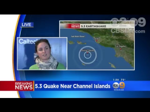 LIVE: M5.3 quake hits off coast of Channel Islands in Southern California